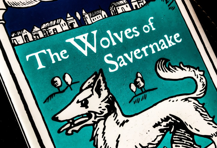 Wolves of Savernake book cover